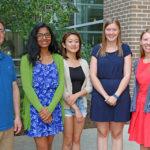 Summer students