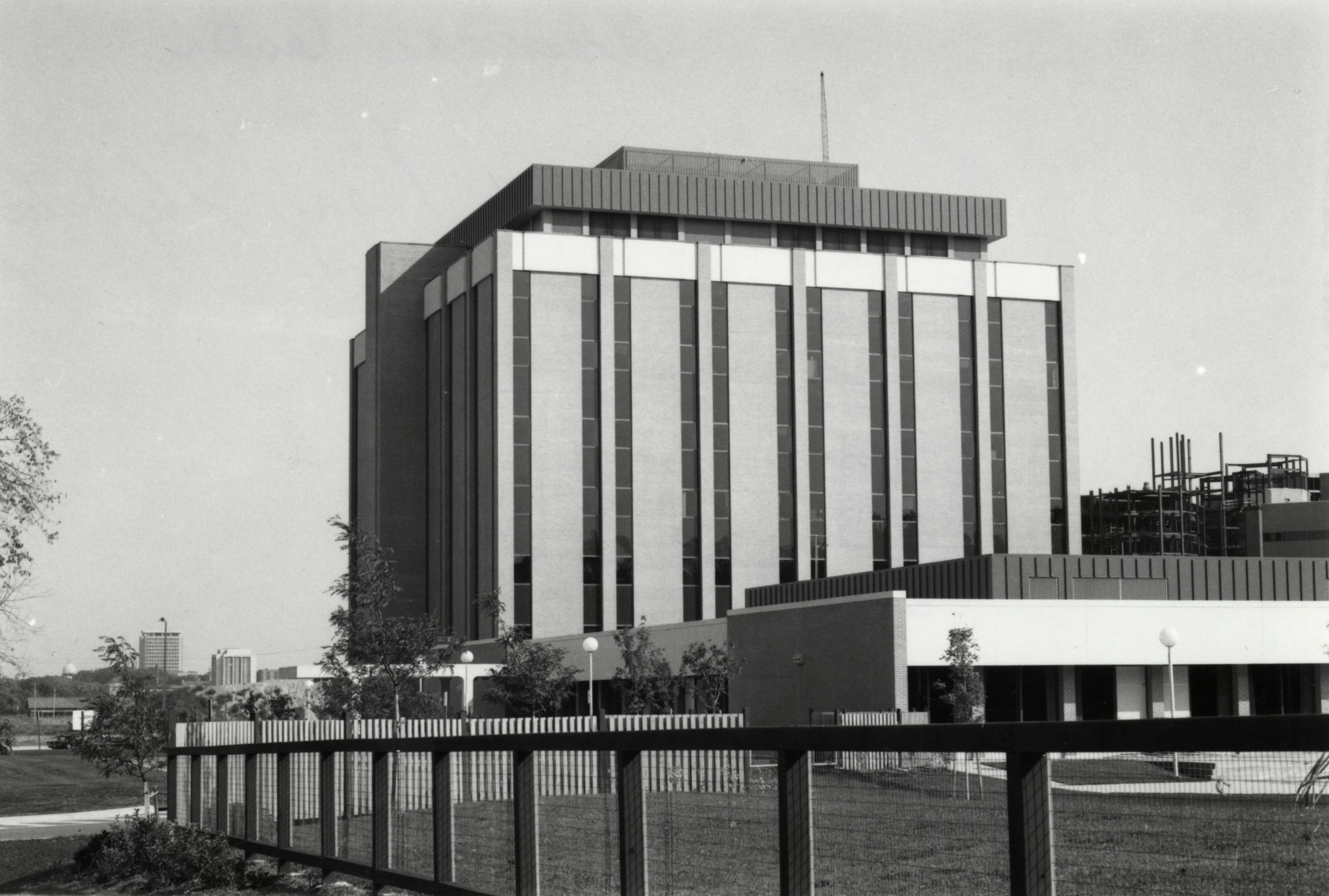 Historical image - WC building