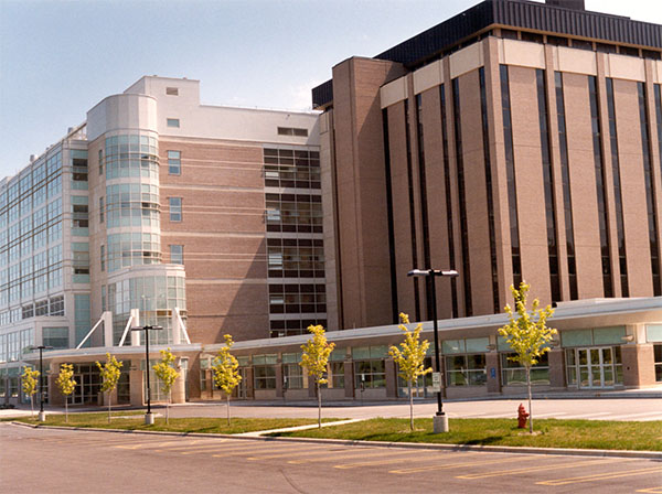 Waisman Center Exterior