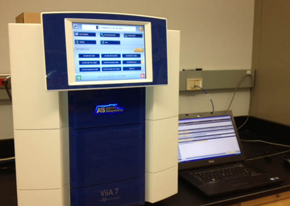 Applied Biosystems ViiA7 High Productivity Real Time PCR System