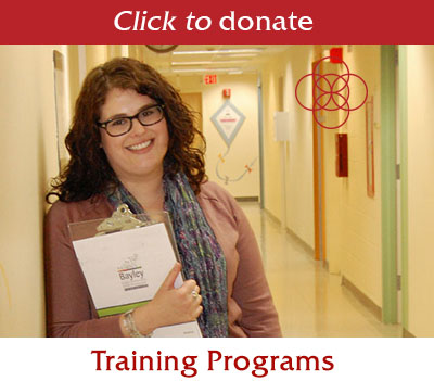 Click to donate to training programs at the Waisman Center