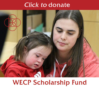 Click to donate to WECP Scholarship Fund