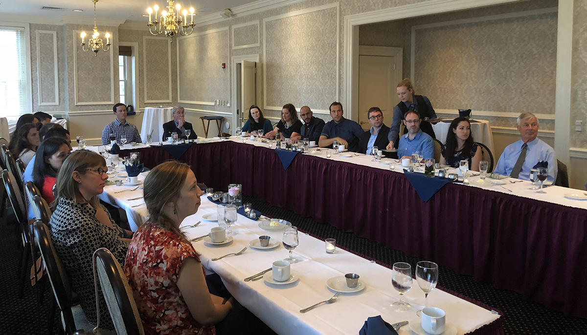 Morse Scholars Reunion - 2018