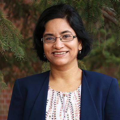 Jayshree Samanta, M.B.B.S., Ph.D.