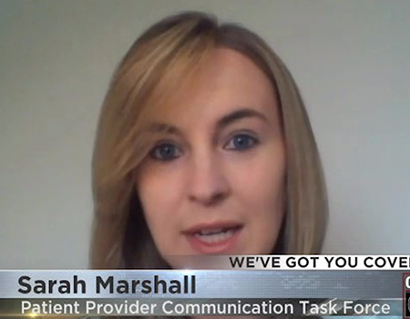Sarah Marshall, SLP