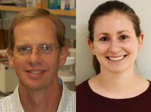 David Gamm, MD, PhD, and Kim Edwards