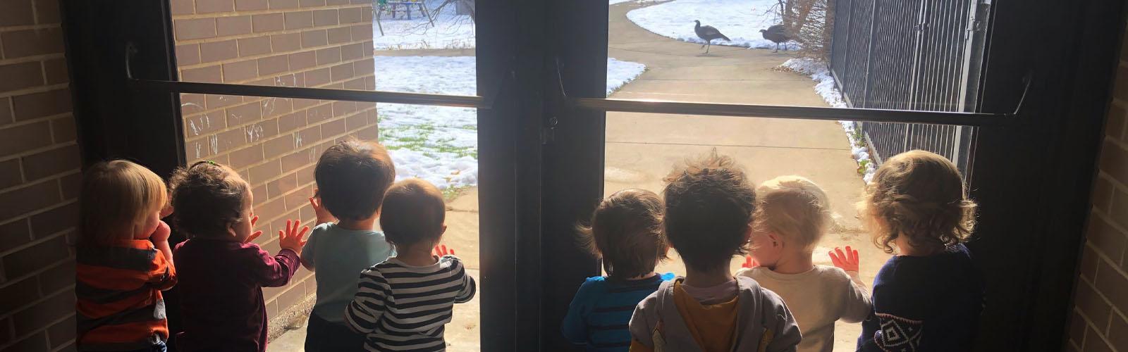Early childhood learners