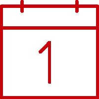 Icon - Calendar / Schedule